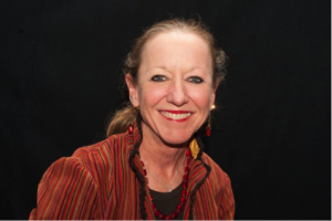 Molly Lynch, Artistic Director of National Choreographers Initiative