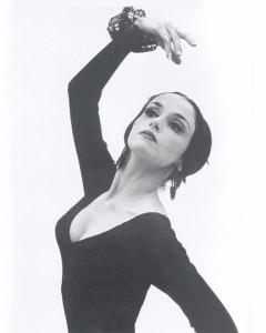 """Judith Aaen in """"Concierto de Aranjuez"""""""